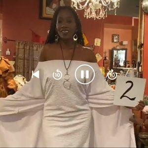 Mahogany Short Dress